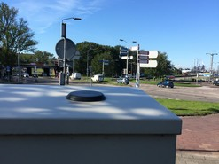 ITS Traffic Light Priority